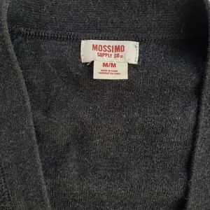 Mossimo Supply Co. Sweaters - Mossimo Supply Co Womens Cardigan Gray M